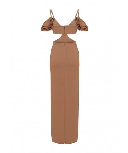 Sunflower Uzun Elbise